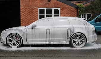Bespoke Detailing Cheshire Protection Detail